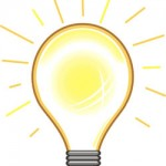 Lightbulb blog ideas